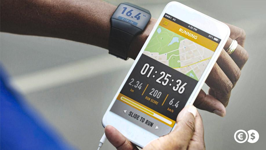 Aplikacja do treningów sportowych