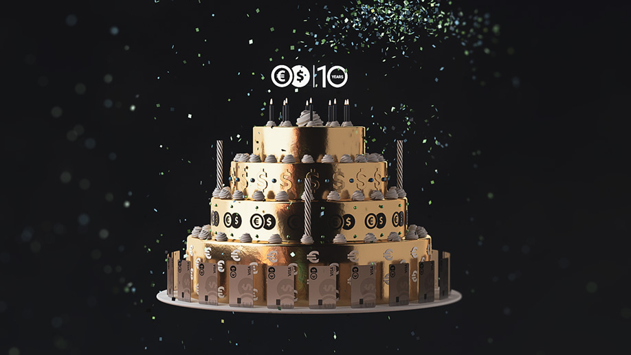 Cinkciarz.pl celebrates 10th anniversary