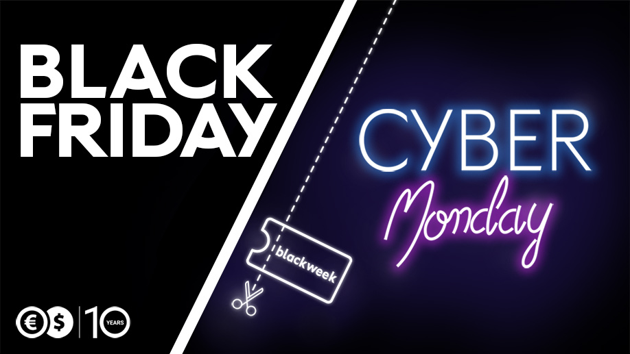 Black Friday and Cyber Monday in the troubling times of pandemic - Conotoxia experts advise
