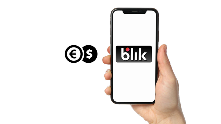 BLIK available in Conotoxia's mobile apps