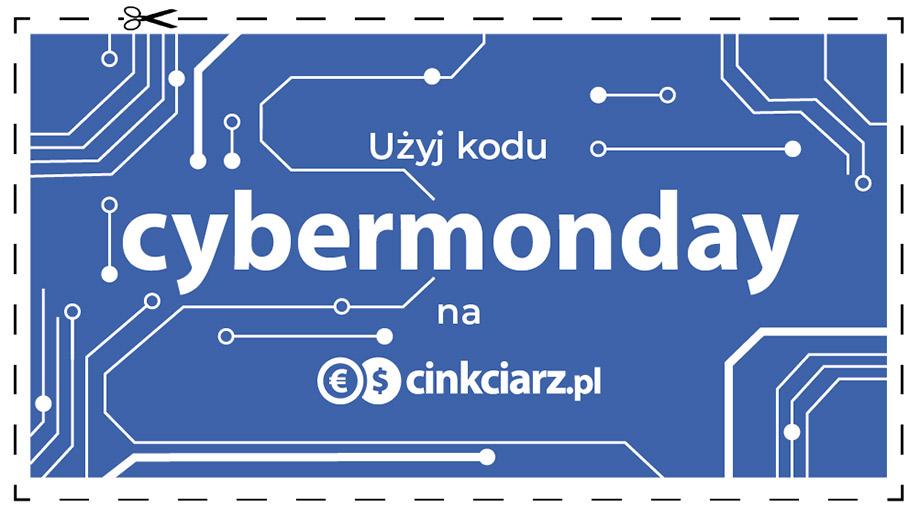Promocja - Cybermonday