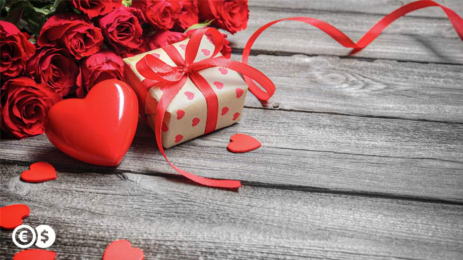 Walentynkowy prezent