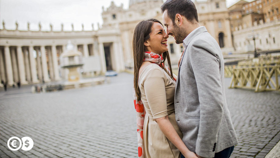 Zakochani w Watykanie
