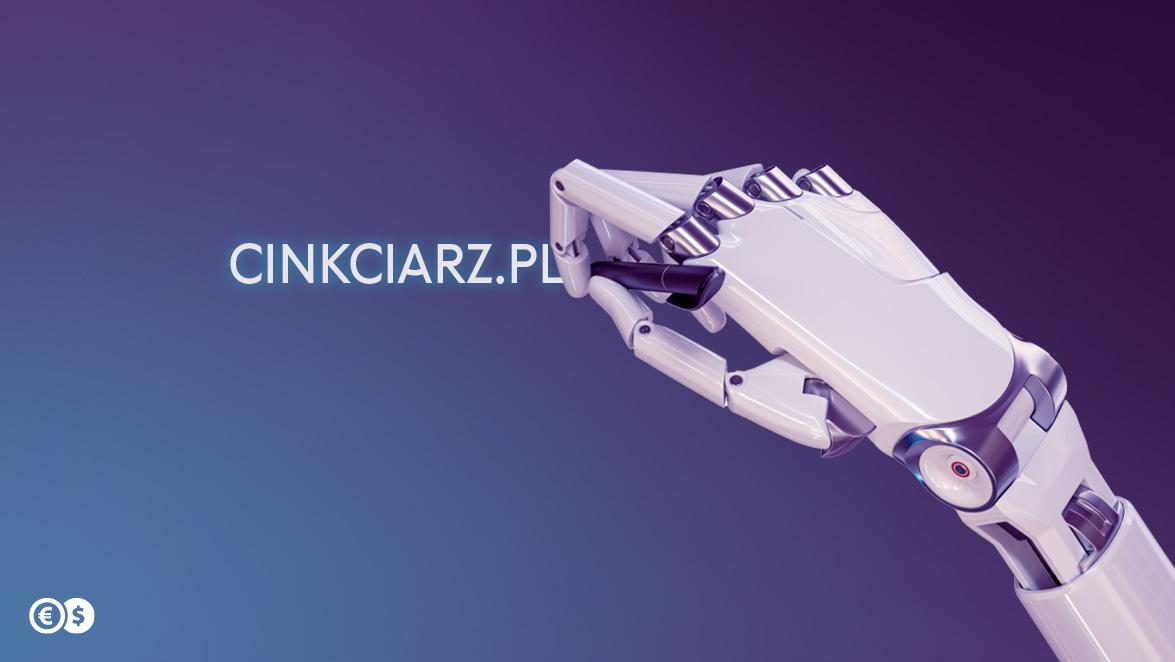 Sztuczna inteligencja w Cinkciarz.pl: generator tekstu GPT-3