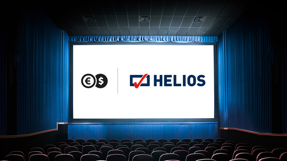 Conotoxia Pay in Helios, Poland's largest cinema chain