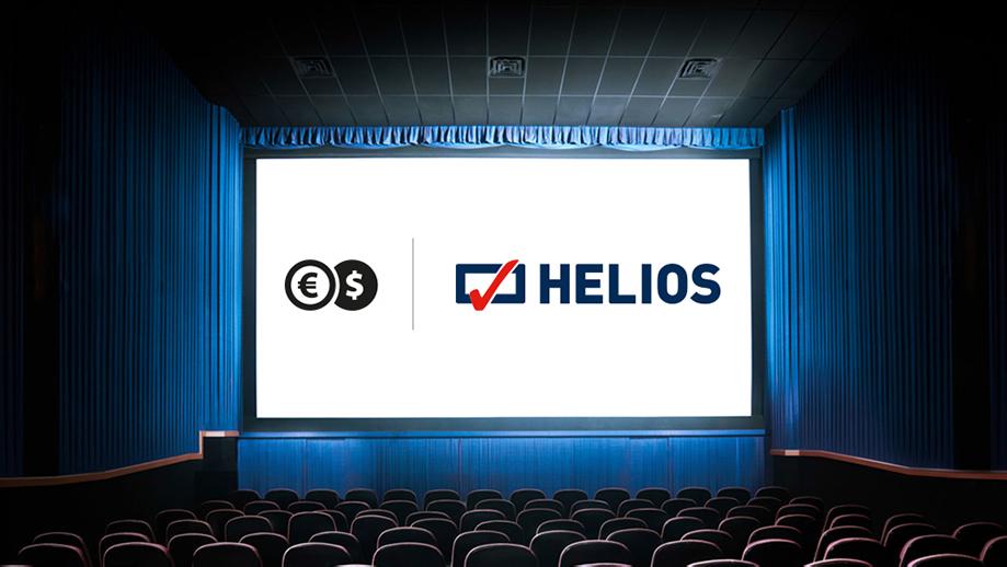 Za bilety do kin Helios zapłacisz Cinkciarz Pay