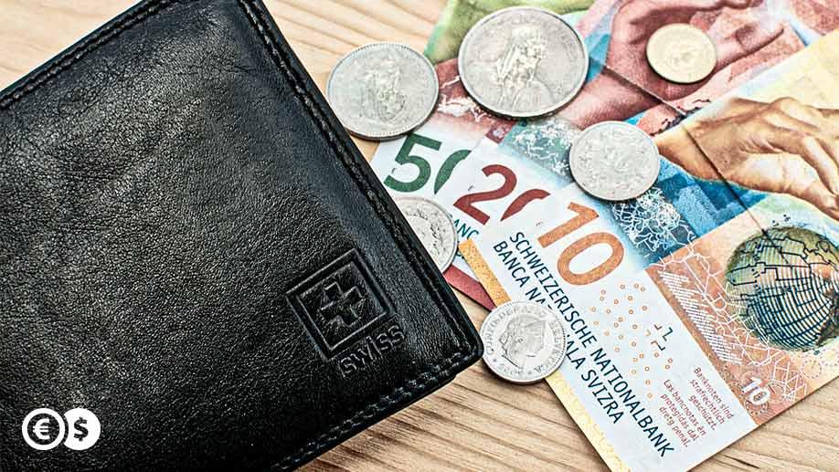Banknoty i monety CHF