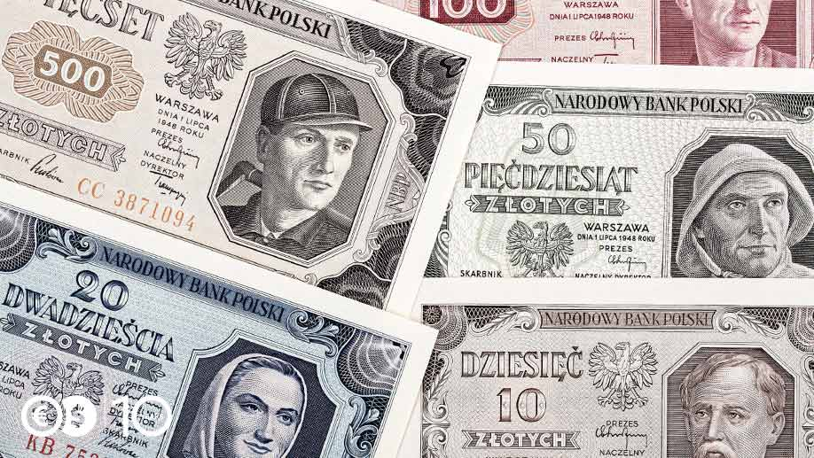 The complex tale of the zloty. A history of the Polish currency