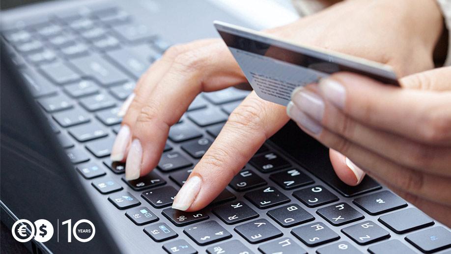 Płatność kartą w internecie