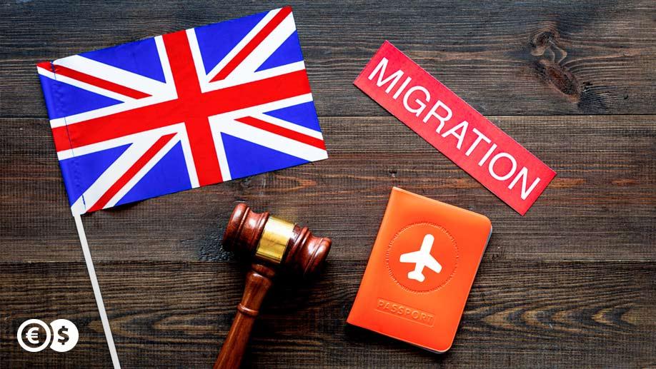 Imigranci - praca w UK