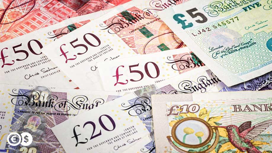 Funt brytyjski - banknoty