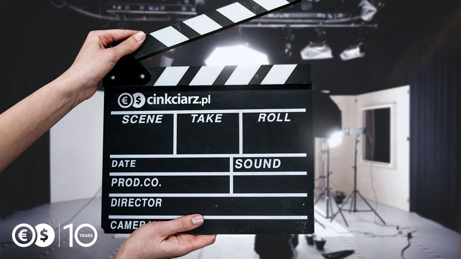 Światła, kamera, akcja – czyli jak Cinkciarz.pl wszedł do Hollywood