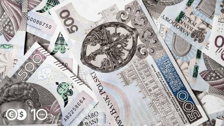Polski złoty - banknoty