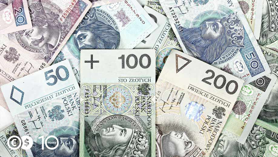 The complex tale of the zloty.