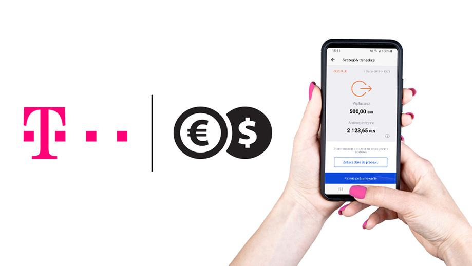 Cinkciarz.pl i T-Mobile łączą siły