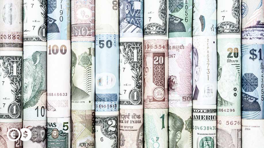 Pozwijane banknoty