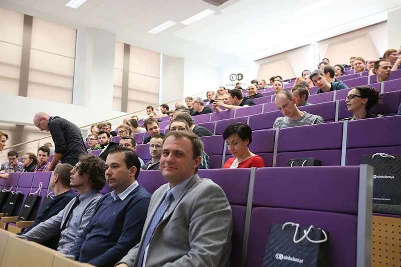 Konferencja Facebook F8 Cinkciarz.pl