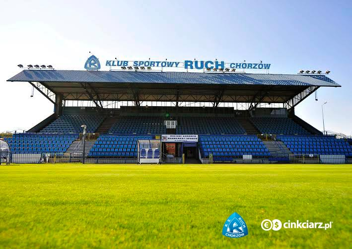 Ruch Chorzów - stadion