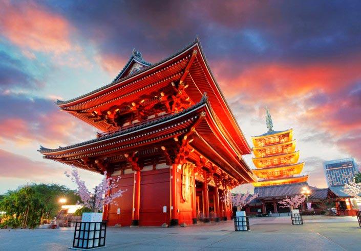 Świątynia Sensoji-Ji