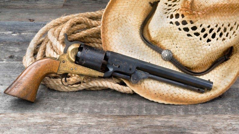 Rewolwer Remington